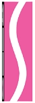 3' x 5' Vertical Ribbon Flags
